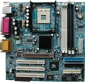 Biostar U8668-D (SDR/PC-2700 DDR)