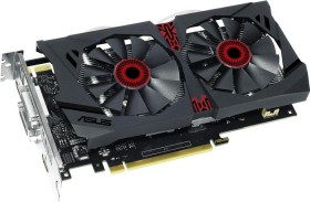 ASUS Strix GeForce GTX 950 OC, STRIX-GTX950-DC2OC-2GD5-GAMING, 2GB GDDR5, 2x DVI, HDMI, DP (90YV08V0-M0NA00)