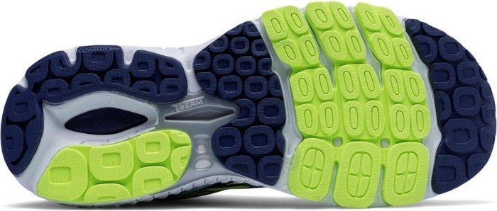 c9832fdeb4a7 New Balance 860 V7 ozone blue lime glo (ladies) starting from £ 56.99  (2019)