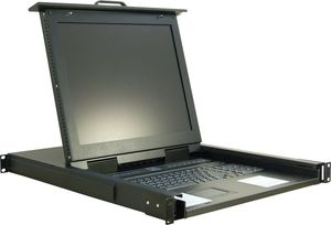Inter-Tech Case IPC KVM-1708, 8-fach