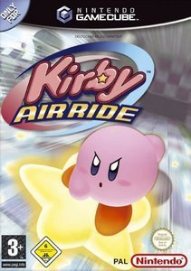 Kirby: Air Ride (German) (GC)