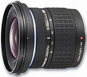 Olympus Zuiko digital ED 9-18mm 4.0-5.6 black (N3127892)