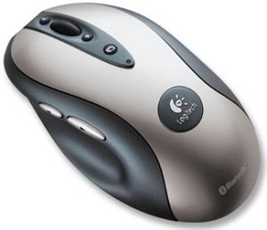 Logitech MX 900 Bluetooth Optical Mouse, USB (930970-0914)