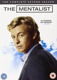 The Mentalist Season 2 (DVD) (UK)