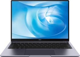 Huawei MateBook 14 AMD Space Grey (2020) Touch, Ryzen 7 4800H, 16GB RAM, 512GB SSD (KLVL-WFE9) (53011GRJ/53010VQK)