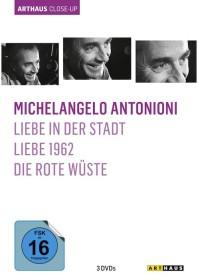 Michelangelo Antonioni Box (Arthaus Close-Up)