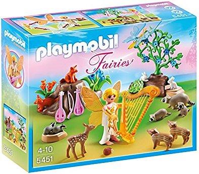 Playmobil 5451 Harfenfee b Waldkonzert Fairies Fee Elfe Harfe Neu OVP Playmobil