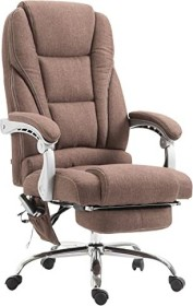CLP Pacific with fabric/massage function office chair, brown (192451303)