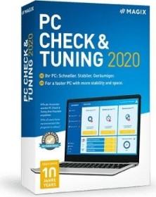 Magix PC Check & Tuning 2020 (German) (PC)