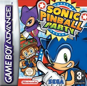 Sonic Pinball Party (GBA)
