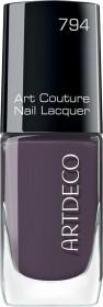 Artdeco Art Couture Nail Lacquer Nagellack 111.794 couture dimgray, 10ml
