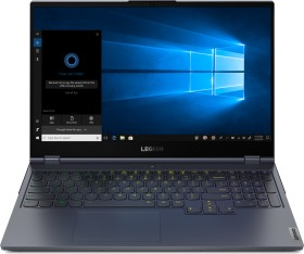 Lenovo Legion 7 15IMH05 Slate Grey, Core i9-10980HK, 32GB RAM, 2TB SSD, GeForce RTX 2080 SUPER Max-Q, 240Hz, inkl. 3 Jahre Premium-Care (81YT001VGE)