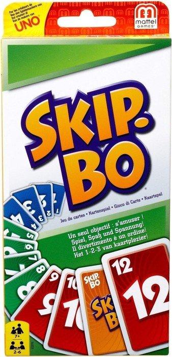 Skibo Kartenspiel