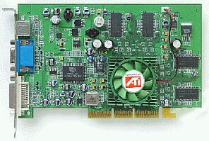 Sapphire Triton Radeon 9100, 64MB DDR, DVI, TV-out, AGP