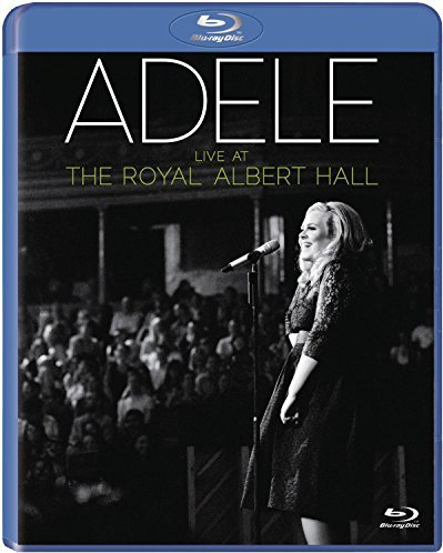 Adele - Live At The Royal Albert reverb (Blu-ray) -- via Amazon Partnerprogramm