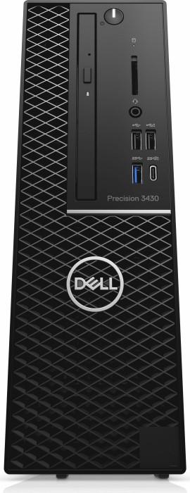 Dell Precision 3430 SFF Workstation, Xeon E-2124G, 16GB RAM, 256GB SSD (H8M88)