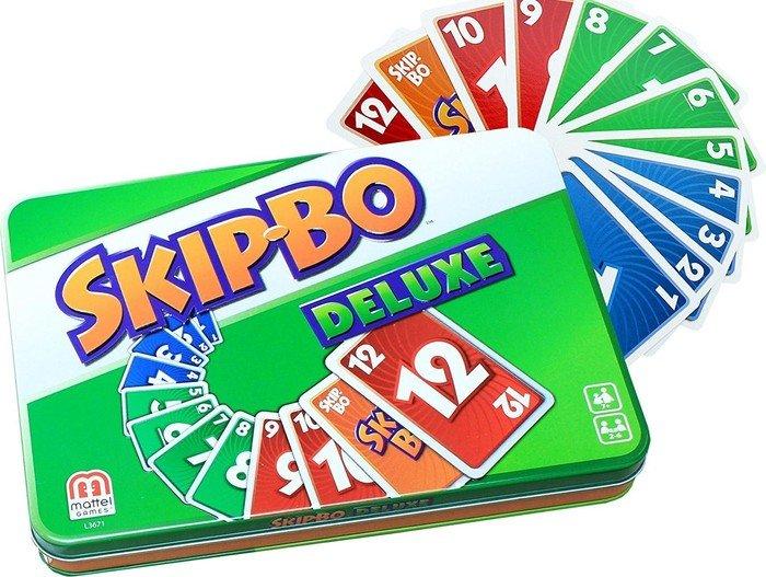 Skip-Bo Deluxe (L3671)