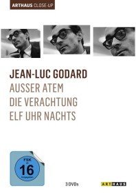 Jean-Luc Godard Box (Arthaus Close-Up) (DVD)