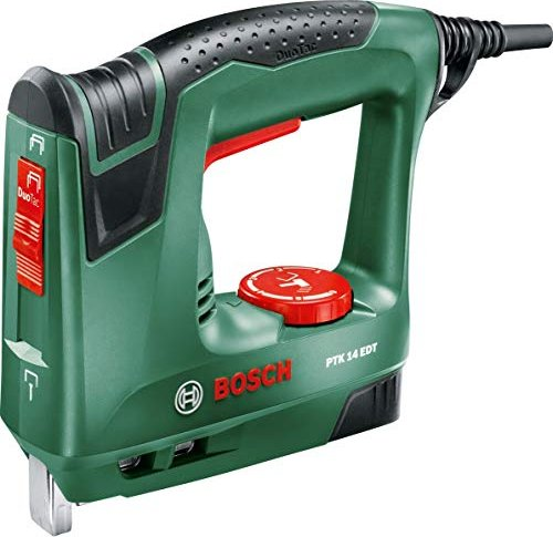 Bosch DIY PTK 14 EDT Elektro-Tacker/Nagler (0603265500) -- via Amazon Partnerprogramm