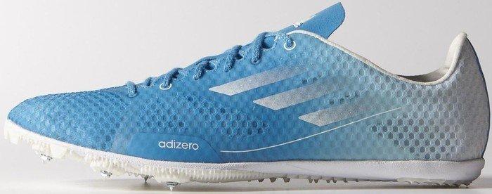 adidas adizero Ambition solar blue/running white/tribe blue (mens) (Q21573) -- ©adidas