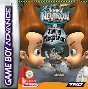 Jimmy Neutron vs. Jimmy Negatron (GBA)