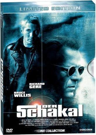 Der Schakal (Remake) (Special Editions) -- via Amazon Partnerprogramm