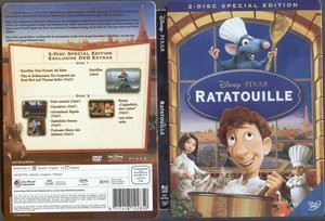 Ratatouille - Rattenscharf serviert (Special Editions) -- © bepixelung.org