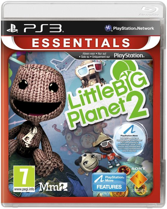 Little Big Planet 2 (deutsch) (PS3)