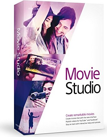 Sony Movie Studio 13 0 (multilingual) (PC) (MESMS13000)