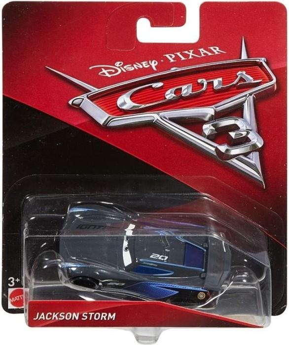 Mattel Cars 3 Jackson Storm Dxv34