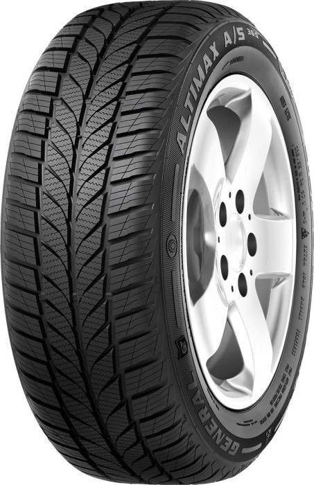 General Tire Altimax A/S 365 225/45 R17 94V XL