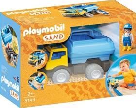 playmobil Sand - Wassertank-Laster (9144)