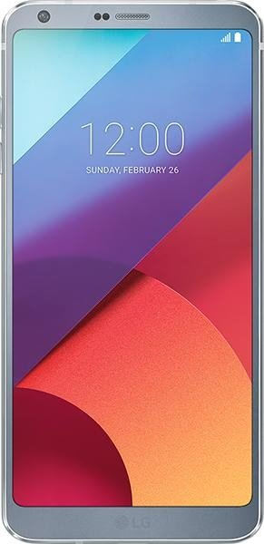 LG Electronics G6 H870 silber