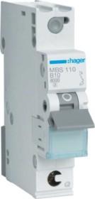 Hager Leitungsschutzschalter (MBS110)