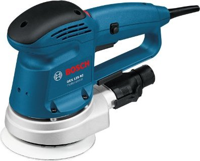 Bosch Professional GEX 125 AC electric random orbit sander (0601372565) -- via Amazon Partnerprogramm
