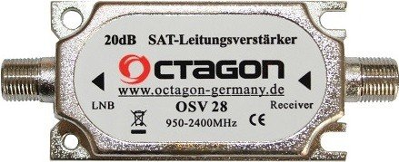 Octagon Sat-Leitungsverstärker OSV 28