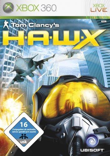 Tom Clancy's H.A.W.X. (deutsch) (Xbox 360) -- © bepixelung.org