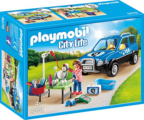 playmobil - City Life - Mobiler Hundesalon (9278) -- via Amazon Partnerprogramm