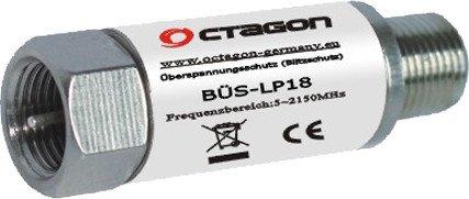 Octagon Überspannungs- und Blitzschutz BÜS-LP18