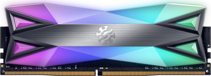 ADATA XPG Spectrix D60G Dual-RGB DIMM 8GB, DDR4-3600, CL17-18-18 (AX4U360038G17-ST60)