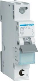Hager Leitungsschutzschalter (MBS113)