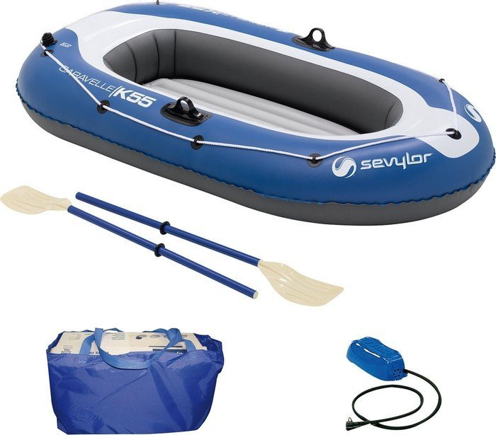 Sevylor KK65D Caravelle Rubber boat -- via Amazon Partnerprogramm