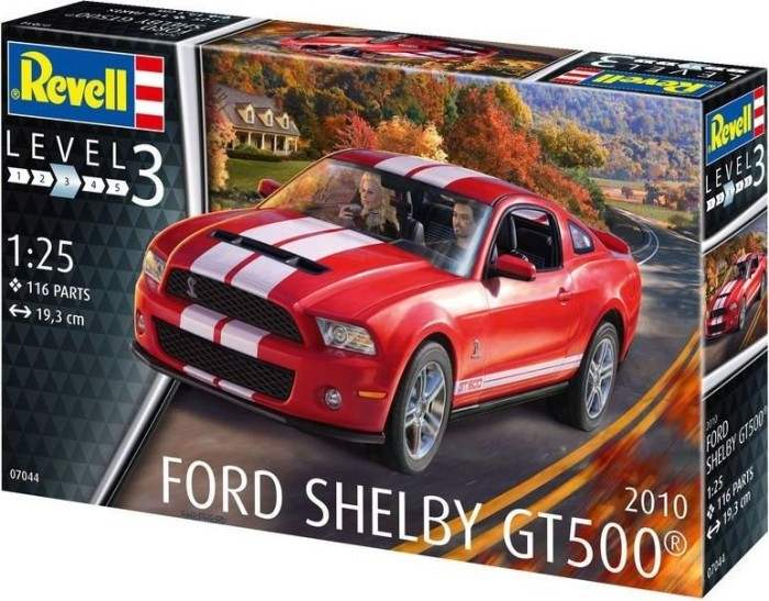 Revell Ford Shelby GT 500 2010 (07044)