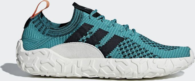 premium selection f75af d3862 adidas F22 Primeknit turquoisecrystal whitetrace orange (Herren) (