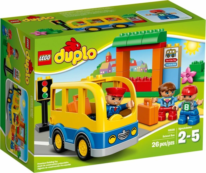 LEGO DUPLO Town - School Bus (10528) from £ 24 22