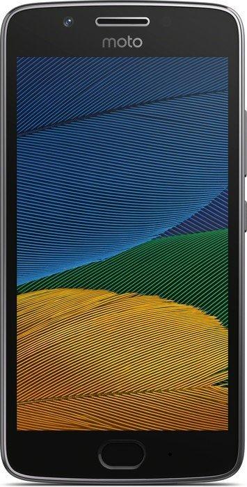Motorola Moto G5 Dual-SIM 16GB/2GB grau