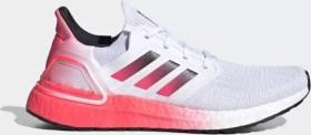 adidas Ultra Boost 20 cloud white/core black/signal pink (Herren) (EG5177)