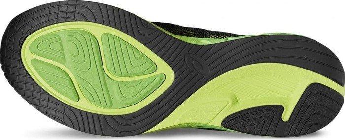 Asics Noosa FF blackgreen geckosafety yellow (Herren) (T722N 9085) ab € 55,00
