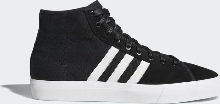 adidas Matchcourt High RX core blackftwr whitegum (męskie