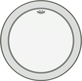 """Remo Powerstroke P3 clear Bass 24"""" (P3-1324-C2)"""